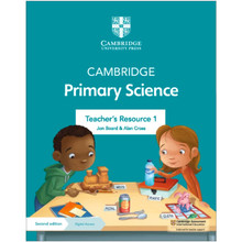 Cambridge Primary Science Teacher's Resource 1 with Digital Access - ISBN 9781108783576