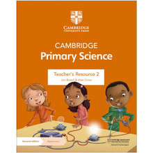Cambridge Primary Science Teacher's Resource 2 with Digital Access - ISBN 9781108785068
