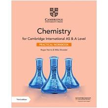 NEW Cambridge International AS & A Level Chemistry Practical Workbook - ISBN 9781108799546