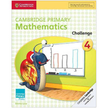 Cambridge Primary Mathematics Challenge 4 - ISBN 9781316509234