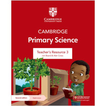 Cambridge Primary Science Teacher's Resource 3 with Digital Access - ISBN 9781108785105