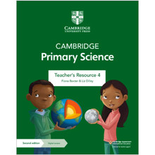 Cambridge Primary Science Teacher's Resource 4 with Digital Access - ISBN 9781108785280