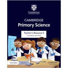 Cambridge Primary Science Teacher's Resource 5 with Digital Access - ISBN 9781108785327