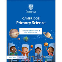 Cambridge Primary Science Teacher's Resource 6 with Digital Access - ISBN 9781108785365