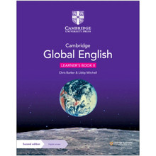 Cambridge Global English Learner's Book 8 with Digital Access (1 Year) - ISBN 9781108816649