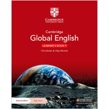 Cambridge Global English Learner's Book 9 with Digital Access (1 Year) - ISBN 9781108816670