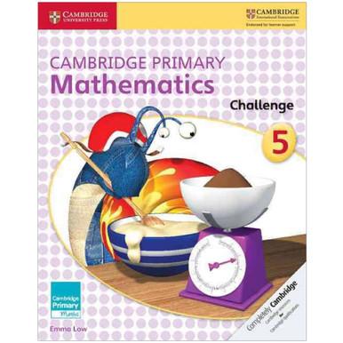 Cambridge Primary Mathematics Challenge 5 - ISBN 9781316509241