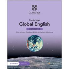 Cambridge Global English Workbook 8 with Digital Access (1 Year) - ISBN 9781108963718