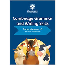 Cambridge Grammar and Writing Skills 1-3 Teacher's Resource with Cambridge Elevate - ISBN 9781108765466