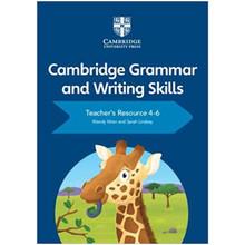 Cambridge Grammar and Writing Skills 4-6 Teacher's Resource with Cambridge Elevate - ISBN 9781108765473