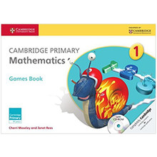 Cambridge Primary Mathematics Games Book with CD-ROM 1 - ISBN 9781107646407