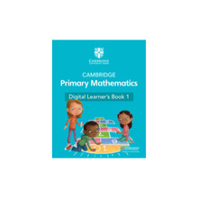 Cambridge Primary Mathematics Stage 1 Digital Learner's Book (1 Year) - ISBN 9781108964104