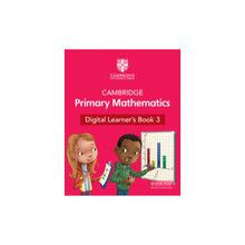 Cambridge Primary Mathematics Stage 3 Digital Learner's Book (1 Year) - ISBN 9781108964135