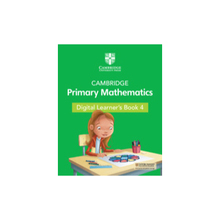 Cambridge Primary Mathematics Stage 4 Digital Learner's Book (1 Year) - ISBN 9781108964166
