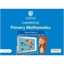 Cambridge Primary Mathematics Games Book 6 with Digital Access - ISBN 9781108986885