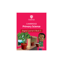 Cambridge Primary Science Stage 3 Digital Learner's Book (1 Year) - ISBN 9781108972574