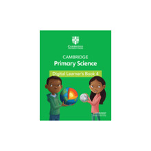 Cambridge Primary Science Stage 4 Digital Learner's Book (1 Year) - ISBN 9781108972604
