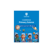 Cambridge Primary Science Stage 6 Digital Learner's Book (1 Year) - ISBN 9781108972635