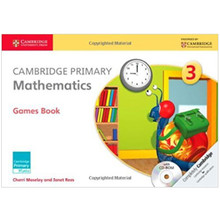 Cambridge Primary Mathematics Games Book with CD-ROM 3 - ISBN 9781107694019
