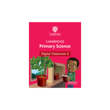 Cambridge Primary Science Stage 3 Digital Classroom with 1 Year Site Licence - ISBN 9781108925549