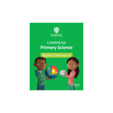 Cambridge Primary Science Stage 4 Digital Classroom with 1 Year Site Licence - ISBN 9781108925563