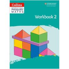 Collins International Primary Maths 2 Workbook (2nd Edition) - ISBN 9780008369460