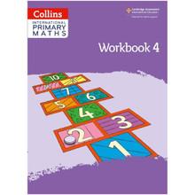 Collins International Primary Maths 4 Workbook (2nd Edition) - ISBN 9780008369484