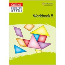 Collins International Primary Maths 5 Workbook (2nd Edition) - ISBN 9780008369491