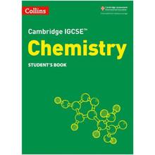 Collins Cambridge IGCSE™ Chemistry Student's Book - ISBN 9780008430887