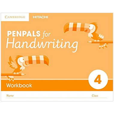 Penpals for Handwriting Year 4 Workbook (Pack of 10) - ISBN 9781845653859