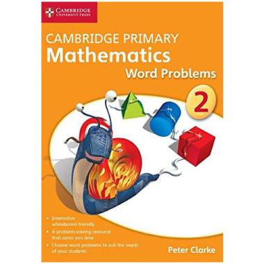 Cambridge Primary Mathematics Word Problems DVD-ROM Stage 2 - ISBN 9781845652869