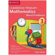 Cambridge Primary Mathematics Word Problems DVD-ROM Stage 3 - ISBN 9781845652876