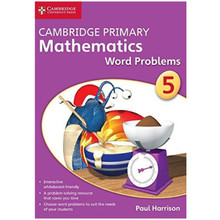 Cambridge Primary Mathematics Word Problems DVD-ROM Stage 5 - ISBN 9781845652890