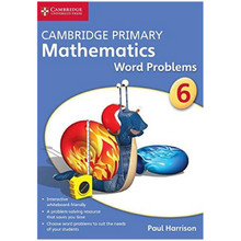 Cambridge Primary Mathematics Word Problems DVD-ROM Stage 6 - ISBN 9781845652920