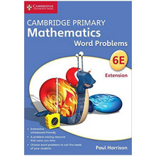 Mathematics Word Problems DVD-ROM Stage 6 Extension - ISBN 9781845652913