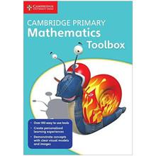 Cambridge Primary Mathematics Toolbox - ISBN 9781845652814