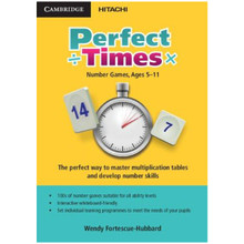 Perfect Times DVD-ROM UK Edition: Number Games, Ages 5-11 - ISBN 9781845652715