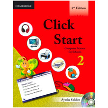 Click Start: Students Book with CD-ROM Level 2 - ISBN 9781107696587