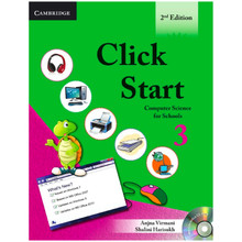 Click Start: Student's Book with CD-ROM Level 3 - ISBN 9781107662124
