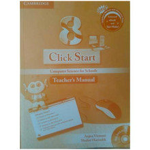 Click Start: Teachers Manual with CD-ROM Level 8 - ISBN 9781107508781
