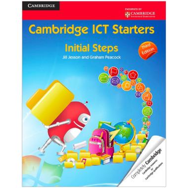 Cambridge ICT Starters: Initial Steps - ISBN 9781107624993