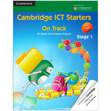 Cambridge ICT Starters: On Track Stage 1 - ISBN 9781107625198