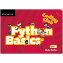 Cambridge Coding Club Python: Basics (Level 1) - ISBN 9781107658554