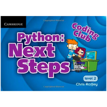 Cambridge Coding Club Python: Next Steps (Level 2) - ISBN 9781107623255