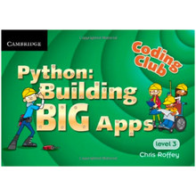 Cambridge Coding Club Python: Building Big Apps (Level 3) - ISBN 9781107666870