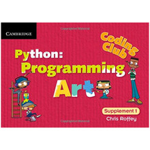 Cambridge Coding Club Python: Programming Art (Supplement 1) - ISBN 9781107631090