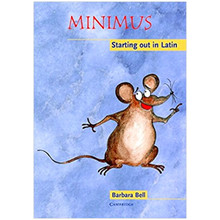 Minimus - Starting out in Latin Audio CD - ISBN 9780521681469