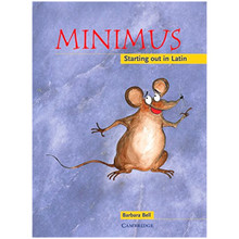 Minimus - Starting out in Latin Pupil's Book - ISBN 9780521659604