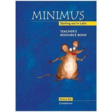 Minimus - Starting out in Latin Teacher's Resource Book - ISBN 9780521659611