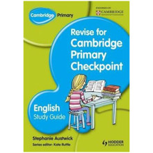 Cambridge Revise for Primary Checkpoint English Study Guide - ISBN 9781444178289